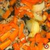 Schab na pomarańczowo