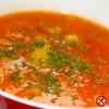Zupa z soczewicy i cukinii