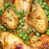 Udka z kurczaka w miodzie i musztardzie