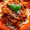 Klasyczne spaghetti po bolońsku