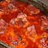 Żeberka w sosie słodko-kwaśnym
