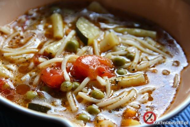 Zupa minestrone po polsku