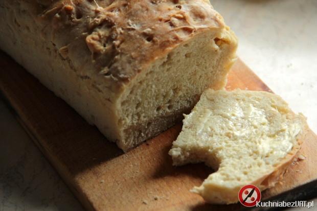 Łatwy chleb z płatkami owsianymi