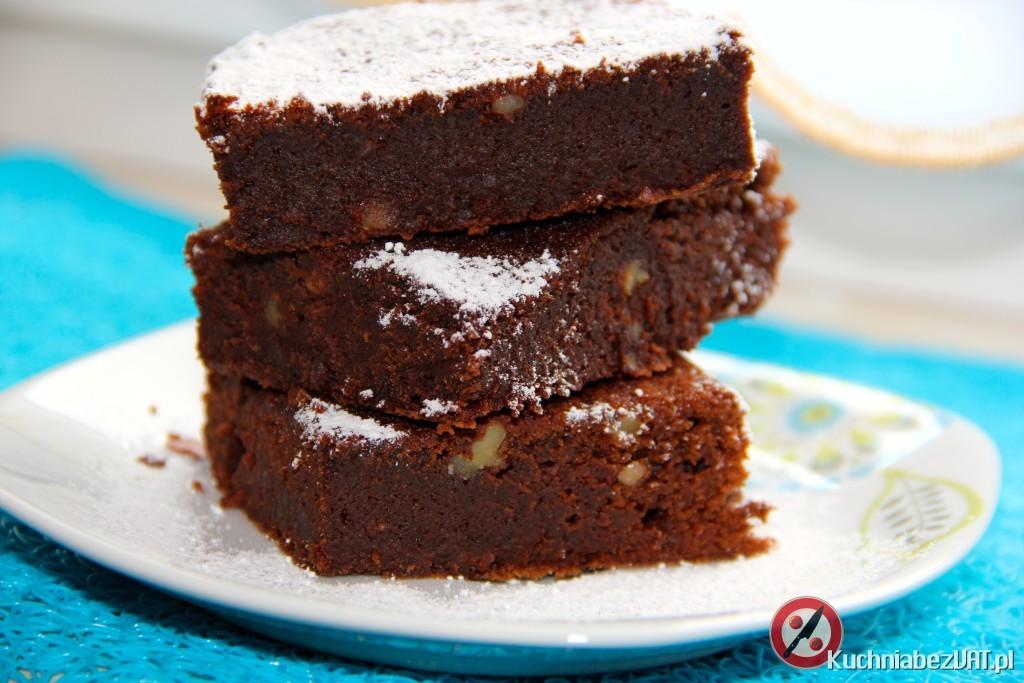 Czekoladowe Brownie Kuchnia Bez Vat