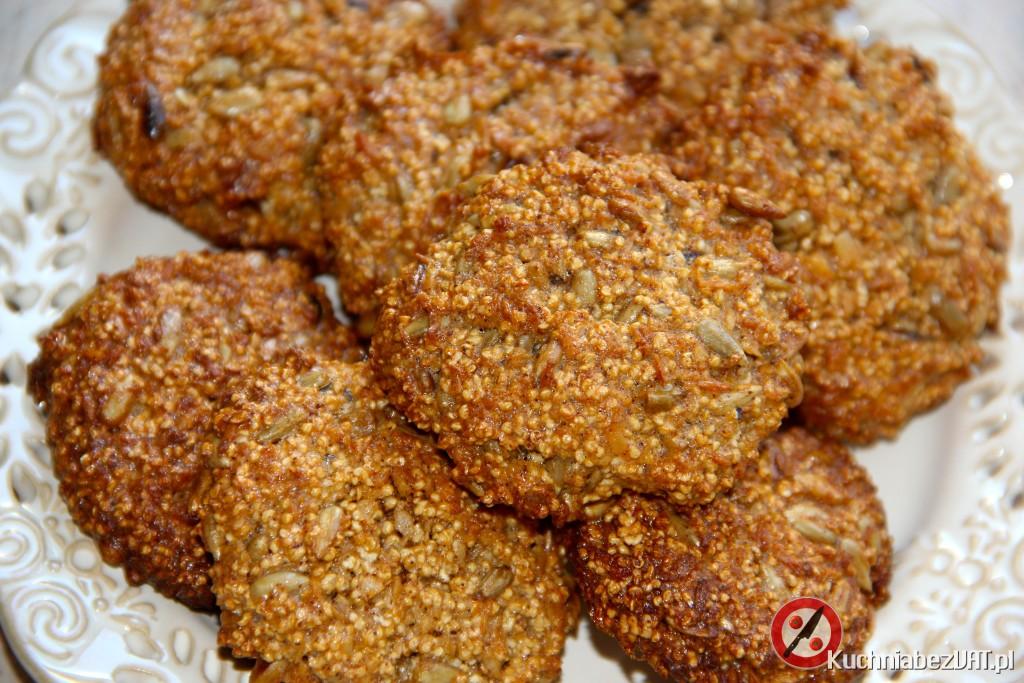 Dietetyczne Ciasteczka Amarantusowe Kuchnia Bez Vat
