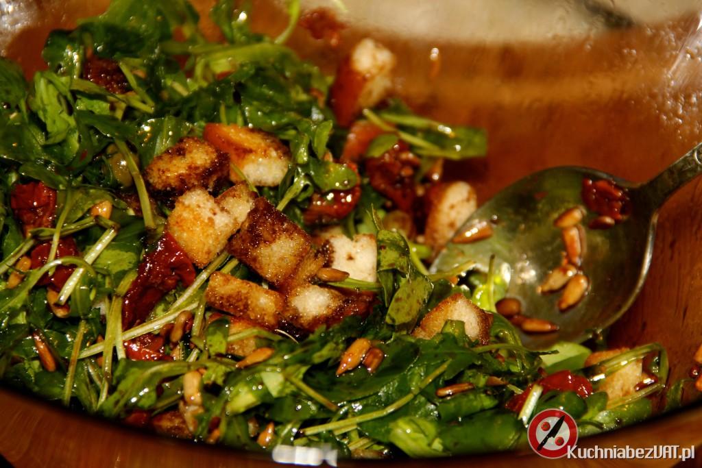 Salatka Z Rukoli Ewy Wachowicz Kuchnia Bez Vat