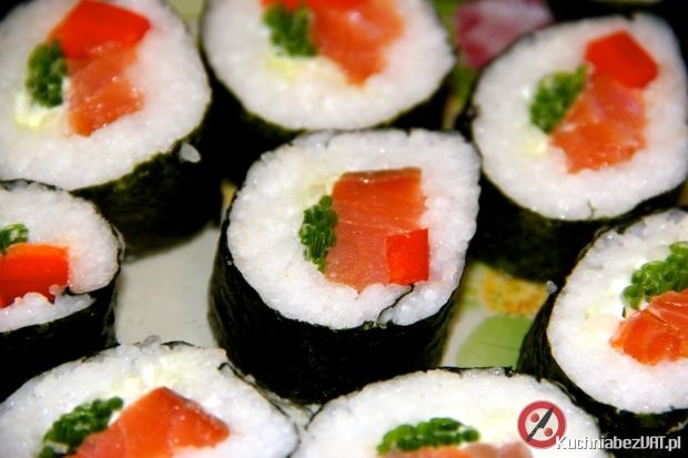 Domowe sushi – futomaki