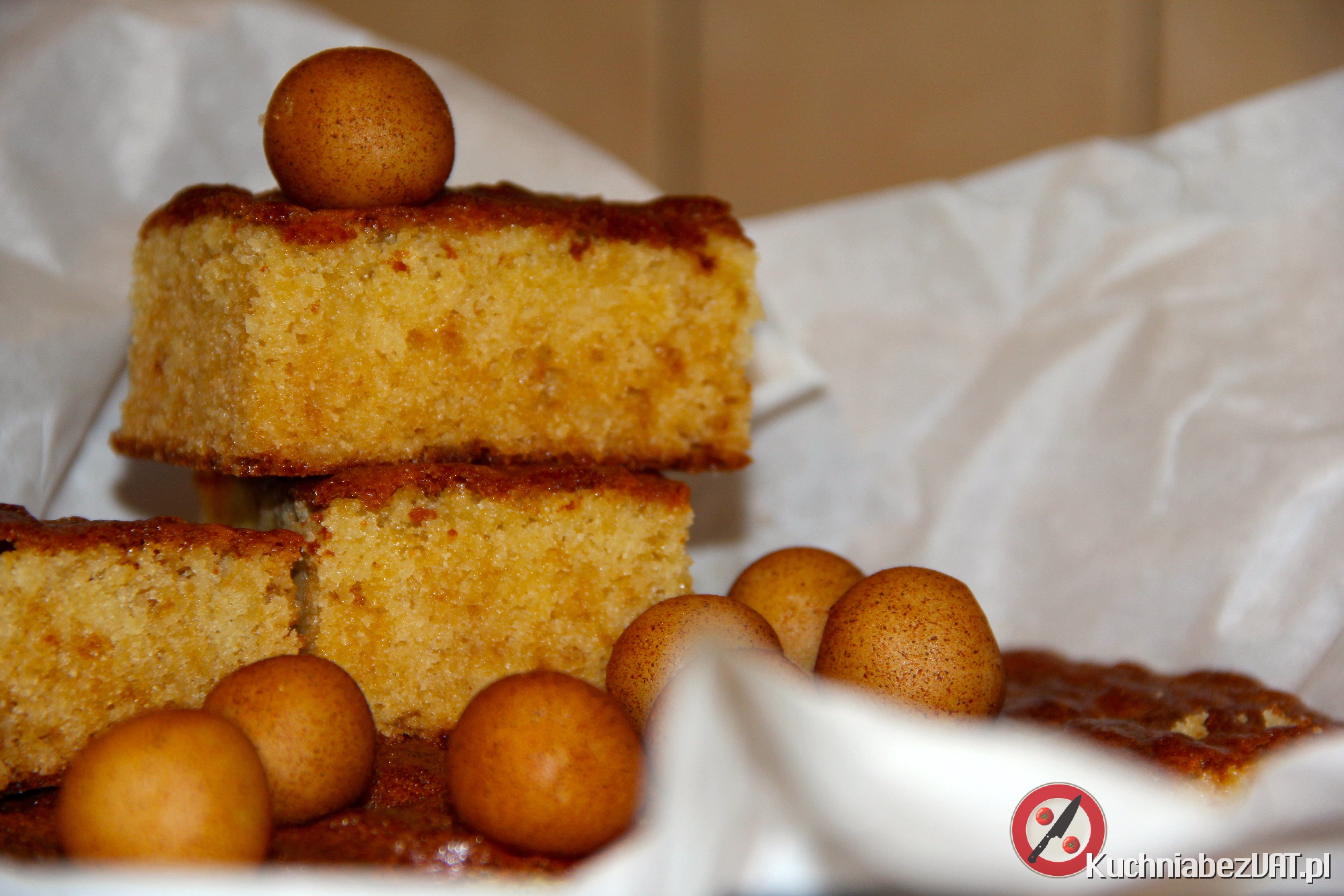 Ciasto Marcepanowe Kuchnia Bez Vat