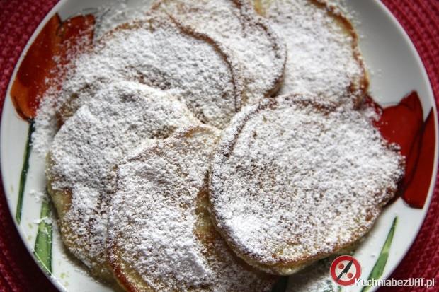 Cytrynowe placuszki z serkiem mascarpone